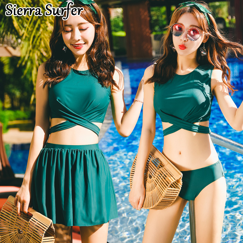 Womens Swimsuits Biquines For Women 2018 Bath Swim Suit Bikini Top Beach Wear Bather Female Vintage Sexy Indoor Swimsuit New<br>