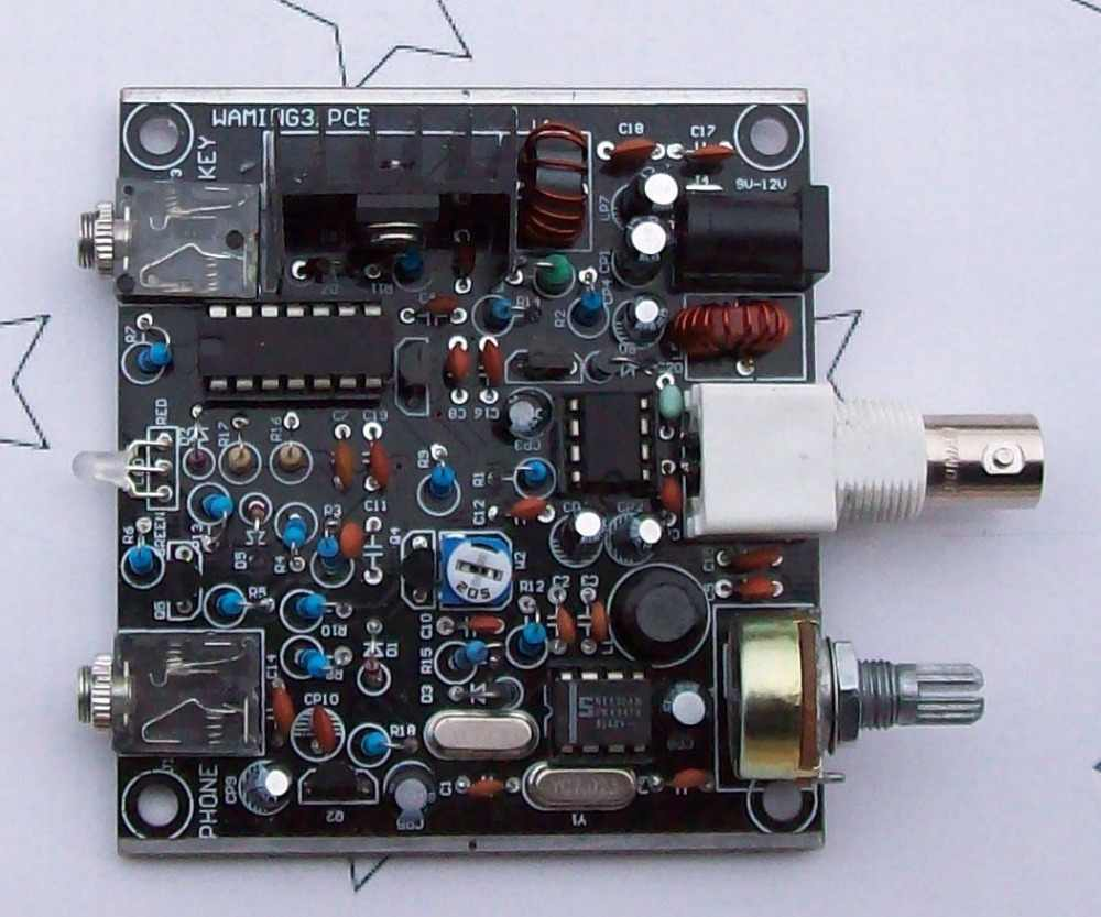 Detail Feedback Questions About Assembled S Pixie Cw Qrp Super Schematic Diagram Ta8122 Amfm Radio Receiver Circuit Frog Sounds Ham Kit Telegraph Transceiver Station V3