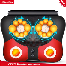 Cervical massage device neck massage pillow household multifunctional full-body massage cushion(China)