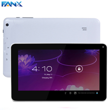 Free Shipping 9 inch Allwinner A33 Dual Core Tablet PC 512MB 8GB Dual Cameras Android 4.4 OS Cheap wide screen wifi Tablet MID