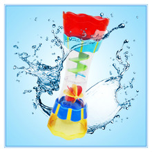1pcs/Toddler Kid Baby Boys Plastic Bath Swim Toy Water Whirly Wand Cup Beach Toy Bath Toys Kids Toys for children