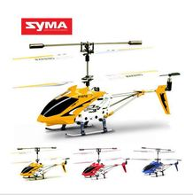 Original Syma S107G Indoor Mini RC Helicopter Drone with Gyro Crash Resistant Baby toys Christmas Gift for Child