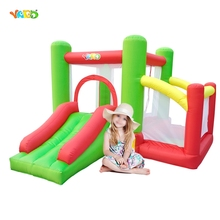YARD bounce house inflatable jumper bouncer trampoline ball pit with blower