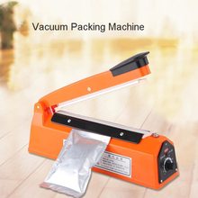 220V Heat Sealing Machine Impulse Sealer Sealing Machine  Packaging Machine Closing Machine