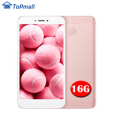 "Original Xiaomi Redmi phone 4X 2GB RAM 16GB ROM Snapdragon 435 Fingerprint ID 4100mAh Battery 5.0"" Metal Body glabol rom(China)"