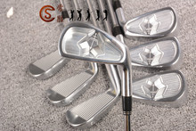 George Spirits 3D Iron Set George Spirits Golf Forged Irons Golf Clubs 4-9Pw(7PCS) Regular/NSPRO 950 Steel Shaft With Cover(China)