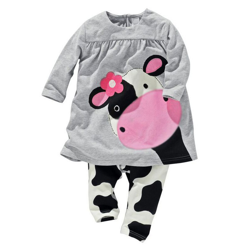 Baby Girl Clothes Spring Baby Rompers 2017 Baby Girl Clothing Sets Fashion Newborn Baby Clothes Infant Jumpsuits Kids Clothes