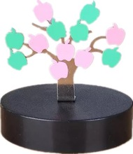 Magnet Magnetic Sculpture colorful Apple Tree Endless Combination Stacking Toy/Boy Birthday Gift Office Decompression Toy