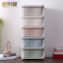 Storage Cabinet Drawer Tower Organizer Plastic Office Bin Box New Macaron storage drawer organizer storage plastic box