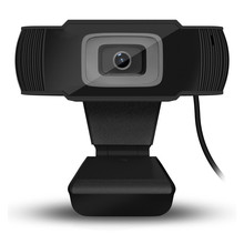 USB Webcam 12 Megapixel High Definition Camera Web Cam 360 Degree Built-in MIC For Skype Computer for Android TV(China)