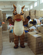 horse mascot costume halloween costumes party costume dinosaurs fancy dress christmas kids gift surprise