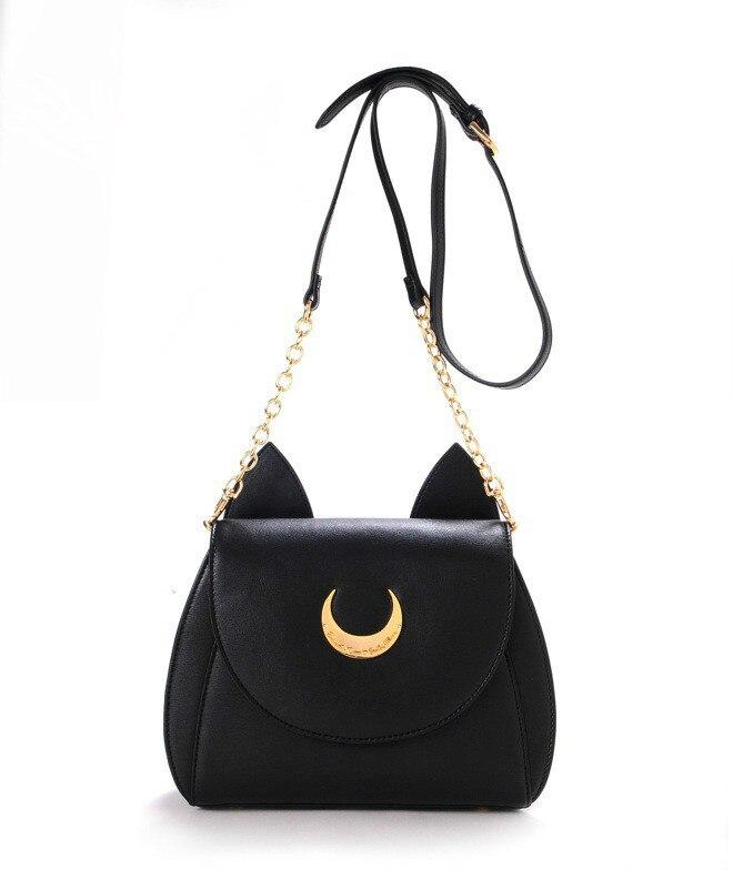 Sailor Moon Limited Sale Women bag 2017 summer new fashion chain shoulder bag quality PU Leather Handbag Shoulder Messenger Bag<br><br>Aliexpress