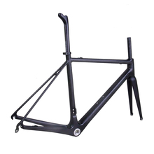 Frame bike carbon road carbon fiber super light Baolijia UD Matte BB30 DI2 best selling T800 chinese road bicycle parts R01(China)
