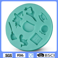 Silicone cake mold chocolate furniture cake decorating tools fondant mold ice tray mold(China)