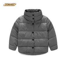 Kids Outerwear&Coats Winter Coat Kids Clothes Children's Clothing Baby Thicken Jackets Boys and Girls Fashion Warm Coat For 2-7Y