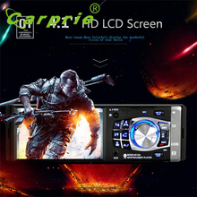 "4""Bluetooth Rear View Camera Car Audio Stereo Auto Video Radio MP5 Player AUX FM 2017 New_KXL0427(China)"