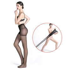 Buy 2pcs Spring Summer Ladies High Elastic Thin Pantyhose Nylon Tights Women Hosiery Collants Female Stockings Compression Pantyhose