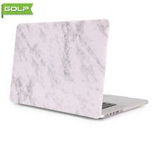 "Cover & Case for Macbook Pro 15.4"" Retina, GOLP Fashion Marble Pattern Printing Hard PC Cover & Case for Macbook Pro 15.4""Retina(China)"