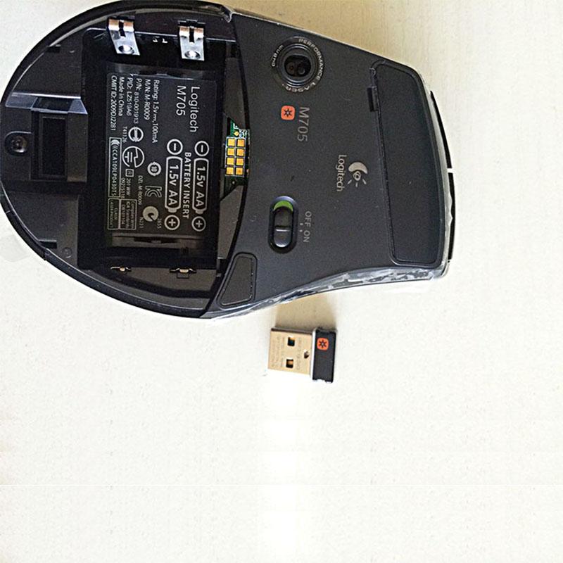 Logitech M705 mouse 4