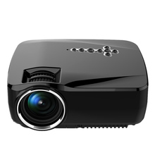 GP70UP Android 4.4 LED Projector Home Cinema Theater 800 Lumans 1080P Full HD 1G RAM 8G ROM LCD Projector Mini Video Projector