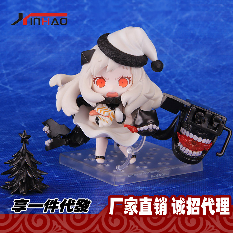 Action Figure FigureGSC clay doll collection fleet warships Noyes model 10cm PVC Nendoroid Doll Toys Collectible Anime<br><br>Aliexpress