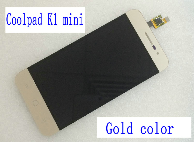 In stock Original Touch screen LCD display for Coolpad K1 mini 4.7 inch Touch panel smart phone<br><br>Aliexpress