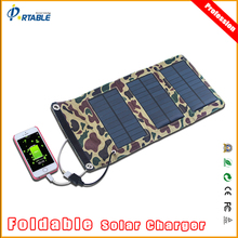 Portable Mono-crystalline Folding Solar Panel Usb 5V Output Charger for Laptop Tablet Notebooks DSLR Camera GPS phone 5V Device(China)