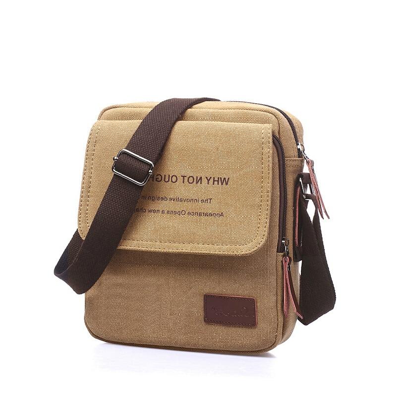 fashion bags 2015 new mens Canvas Bag Korean version one Shoulder Bags  crossbody messenger bags<br><br>Aliexpress