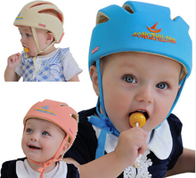 baby infant protective hats crashproof bump Anti- Shock safety caps playing toddler cap baby Helmet Toddler for learning walk