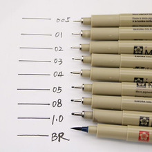 Fantastic Sketch Liner / Brush 0.05mm-1.0mm/br Waterproof Up To Drawing Pen Design / Comic Painting Supplies