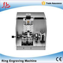 DIY cnc router ring engraving machine metal milling marking machine usb connection for jewelry market