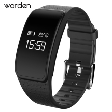 OLED Smart Watch Blood Pressure Band Heart Rate Monitor Smart Bracelet Bluetooth Waterproof Smart Wristband For iOS Android Gift
