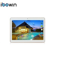 ibowin 10.1Inch Android 5.1OS 3G Phone Tablet PC 1280x800 IPS 1G RAM 16G ROM 3G WCDMA 2G GSM Call GPS Bluetooth Quad core M130