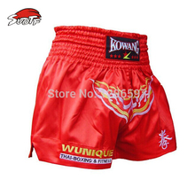 SUOTF Hot Flame men short mma fight shorts boxing shorts for men bad boy sport shorts trunks muay thai/sanda pants man wholesale