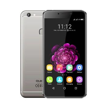 Oukitel U15 5.5 Pouce Écran MT6750T Octa base Smartphone Android 6.0 4 GB RAM + 32 GB ROM Téléphone portable d'empreintes digitales Mobile Téléphone