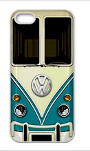 Funny VW Volkswagen Bus phone case for Iphone 4 4s 5 5s 5c 6 6plus Samsung galaxy A3 A5 A7 S3 S4 S5 Mini S6 Edeg Note 2 3 4
