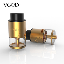 Buy original VGOD Pro Rll RDTA Tank Atomizer 4ml capacity 24 mm tank Rebuildable Drip Vape Electronic Cigarette Tank Vaping RDTA for $76.40 in AliExpress store