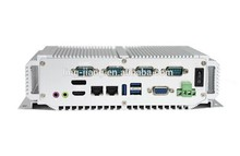 server chassis 1037U 1.8GHZ 2GB RAM industrial pc thin client mini pc LVDS    (LBOX-1037U)