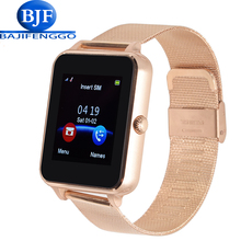 Bluetooth Smart Watch support SIM Camera Smartwatch For Android Smartphone clock PK GT08 DZ09 leather Straps for Samsung phones