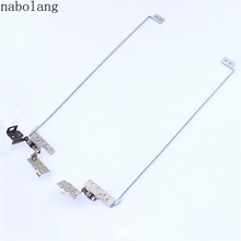 Nabolang For Lenovo IdeaPad P580 P585 Series LCD Hinges DC330014L20 DC330014L30 Left & Right(China)