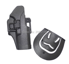 Hot Sale Outdoor Tactical Belt gun Holster Military Airsoft Hunting Right Hand Pistol Holster Case For Glock 17 19 22