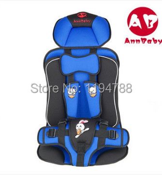 Portable baby seat Baby car seats Recaro seats Grid child Childrens Car for Baby Auto Thick Cushion comfortable welcome choose<br><br>Aliexpress