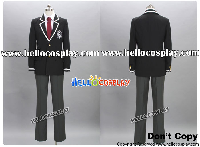 HANAONI - kaki to kanna Cosplay School Boy Uniform H008