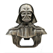 Star Wars Darth Vader Alloy Beer Bottle Opener Keychain Jewelry Toy High Quality Openers For Kitchen Tools