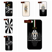 Juve juventus FC Football Champions case for iphone 4 4s 5 5s 5c 6 6s plus samsung galaxy S3 S4 mini S5 S6 Note 2 3 4 F0382(China)