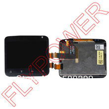 For HTC ChaCha G16 LCD with Touch Screen Digitizer Assembly by free DHL, UPS or EMS;10pcs/lot