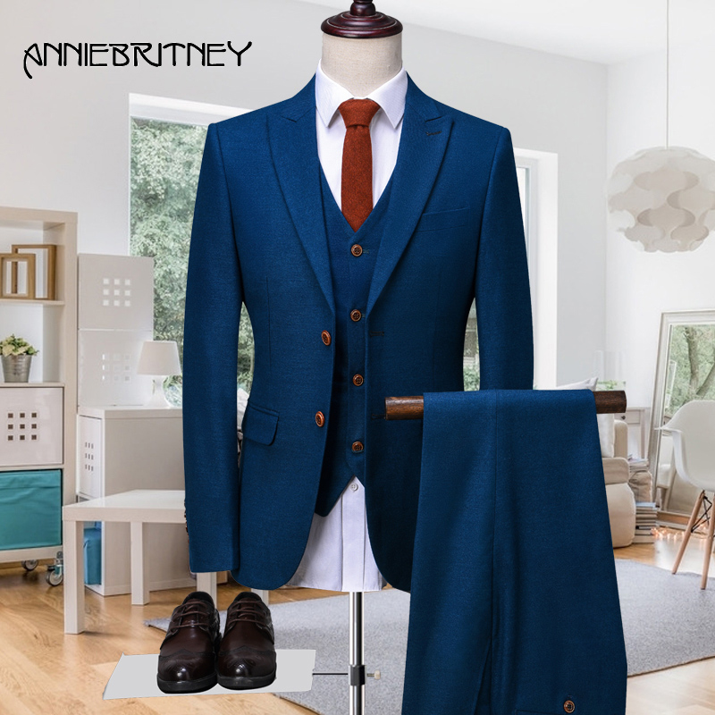 blue men suit 2.1.2