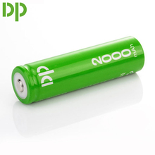 DP 18650 Lithium ion Rechargeable Battery 3.7V 2000mAh replacement li-ion Batteries Bateria Litio for LED Flashlight camera toys(China)