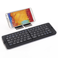 New Folding Bluetooth 3.0 Keyboard Portable Tablet Bluetooth Keyboard Keypad IOS Android Windows Tablet