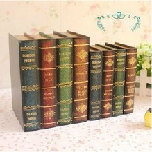 props fake  book the simulation model of the housing  decoration furniture soft bookcase